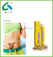 Chinese Herbal GMP Certified Soft Drink Manufacturer Slimming Effervescent Tablet Manufacturer
