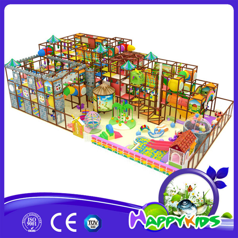 Cheap educational kindergarten indoor playground equipment for Cheap indoor play areas
