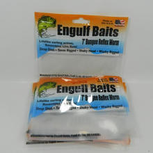 soft plastic fishing lures shipping paper bag