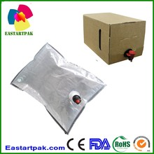 Edible 10 Litre Oil Bag,Eco-Friendly Packing Cooking Oil Plastic Bag
