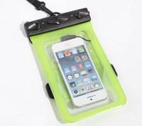 Custom Waterproof Mobile Phone Bag For Swimming