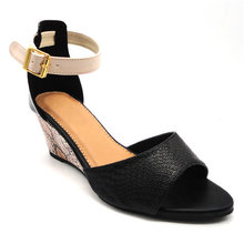 China manufacturer wedge loafer