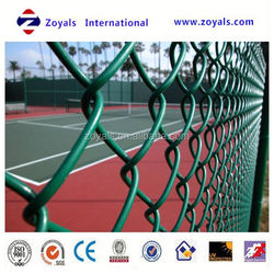 Reliable Supplier ISO 9001:2008 pvc or galvanzied euro fence popular cheap pvc chain link dog kennels