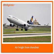 good freight service International Shipping air transport to New York
