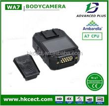 police body worn camera,3G body camera,GPS body cameras with 8hours last recording IP68 PTT hdmi 64GB memory