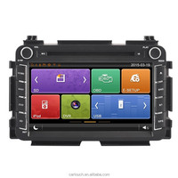 for Honda HRV 2015 car DVD player with gps navigation system