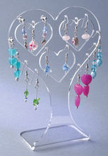 New Design Custom Acrylic Earring Display with Wholesale Price
