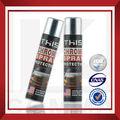 el precio de fábrica de latas de aerosol de pintura de encargo