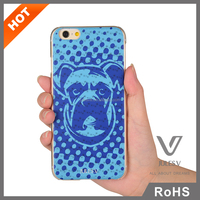 Lovely Cute 3D CartoonSoft tpu mobile phone protective Cover Case For iPhone 6 6S Plus