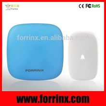AC 110/220V audio wireless doorbell 52 songs digital wifi doorbell