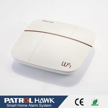NEW Design!!Intelligent Wifi+gsm wireless home alarm system with low battery alert(PH-GW)