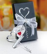 Good Gift Heart Shape Wine Corkscrew