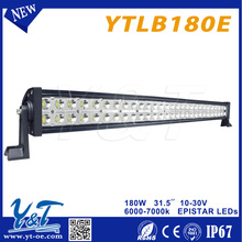 Y&T 180w china led light bar4x4 auto car led lightled marine light barfor Indicators Motorcycle/ Driving Offroad/ Boat/ Car
