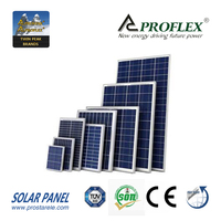 Prostar connect with battery and for home power systems 200W solar panels