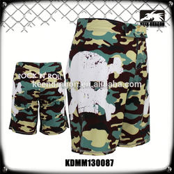 Active Custom Made Fight MMA Boxing Shorts Martial Arts Wear Gear