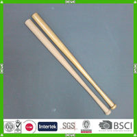 mini wood baseball bat with customized logo made in China