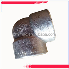 forged carbon steel pipe fittings elbow