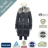 ALIKE 2014 women winter goose down jacket