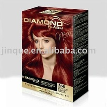 hot sell permanent henna speedy hair color cream