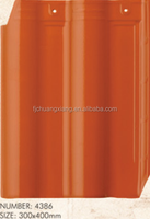Low Cost Roof Tiles for Orange Color Roofing Tiles