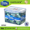 2013 large airtight food storage containers rice keeper