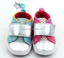 Hot sale brown leopard wholesale baby shoes ornament