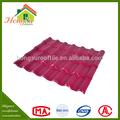 الراتنجات الاصطناعية 100٪ مواد البناء للماء سقف القرميد