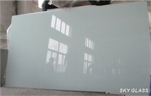 3mm-6mm Painted Glass With FENZI Brand Paint Coated