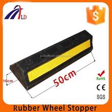 50cm Rubber car wheel stopper