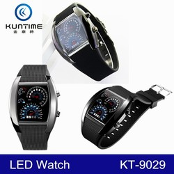2015 LED Digital Sports Watch Speedometer