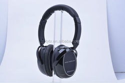 Hot Sale HI-FI Stereo Sound Handsfree Wireless Bluetooth Headset with Microphone