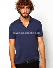 Fábrica de China alta calidad camisa para hombre del Polo
