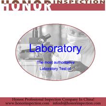 la más autorizada de laboratorio del servicio deinspección en asia