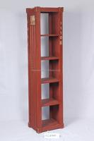 antique decor wall book shelf