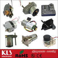 Micro small 12v dc gear motor specifications UL CE ROHS 17