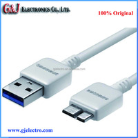 High speed sync and charging phone usb cable ET-DQ10Y0WE 1/1.5M Genuine USB 3.0 Data Cable for Samsung Galaxy S5 Note 3 Original