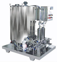 top quality 300L perfume making machine with function of perfume freezing, mixing, filtering from china