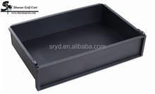 EZGO TXT/PSD Golf Cart Rear Flip Back Seat Kit Cargo Bed