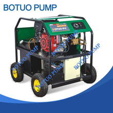 13HP Gasoline Powered Hot Water High Pressure Washer for Grease Cleaning