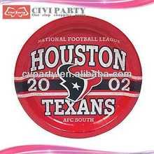 party supplies paper plates color Crepe paper