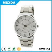 japan movt quartz wrist stainless steel back watch