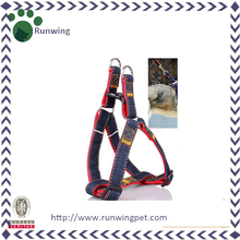 Fashional Durable Jean and Nylon Unique Dog Harness