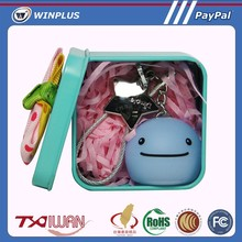 Hot Sale Key Chain Gift Box Key Finder Cute Bluetooth Tracker