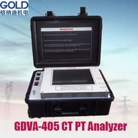 GDVA-404 CT/PT current /power transformer Analyzer