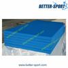 100% rebouned PU foam judo mat, fully sealed compressed sponge filled judo mat