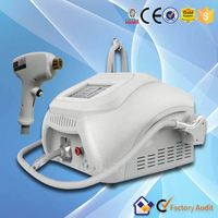2015 Hot Sale Medical CE and FDA Supported Portable 808nm Pain Free Hair Remmoval Diode laser