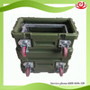 RU110 Hard Plastic Case Shockproof Waterproof 11U racks case