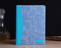 Leather Folding Folio Tablet Case Cover for i pad2 apple for i pad3 tablet for i pad