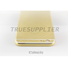 24ct golden plating mobile phone diamond housing 24k gold plating back cover For iphone 6