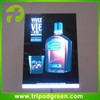 New advertisement products,attractive Electro luminescent (el)light advertisement/poster